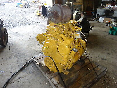 CATERPILLAR 3054 DIESEL Engine Perkins 1104-44 Timing Gear
