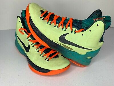 9d5c62d2ba1d Size 10 Nike KD V 5 Area 72 Galaxy Extraterrestrial All Star 583111-300  Men s