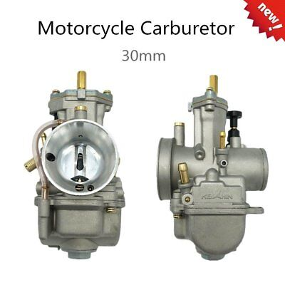 Motorcycle Carburetor Carb For Keihin PWK Mikuni Engine Generator Scooter 30mmCY