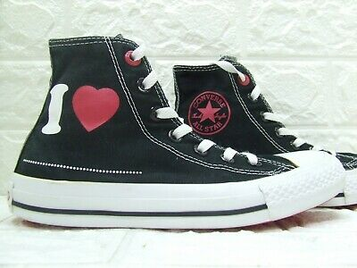 CHAUSSURES HOMME FEMME Vintage Converse All Star Taille 4 36,5 (001)