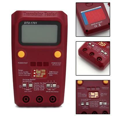 DTU1701 TFT Sn Display Multi-functional TFT Transistor Capacitance Tester BT
