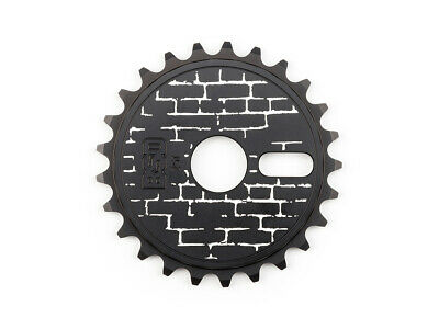 PRIMO RICANY SPROCKET RS BLACK 25T OR 28T BMX BIKE SPROCKETS FIT SHADOW CULT BSD