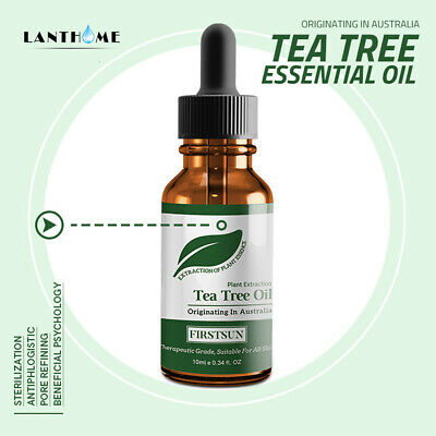 Essential Oil Anti-wrinkle Extract Acne 100% Natural Tea Tree Removal Cool Scars