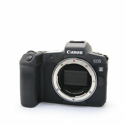 Canon EOS R Mirrorless Digital Camera Body 30.3MP Full-Frame -Near Mint- #35