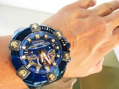 Invicta Reserve Men's 63mm Arsenal Octane BLUE Coalition Forces 27741