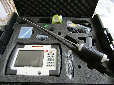 Laserliner 4mm probe Inspection Camera - BoreScope Camera Set - 1005Mid 1457890