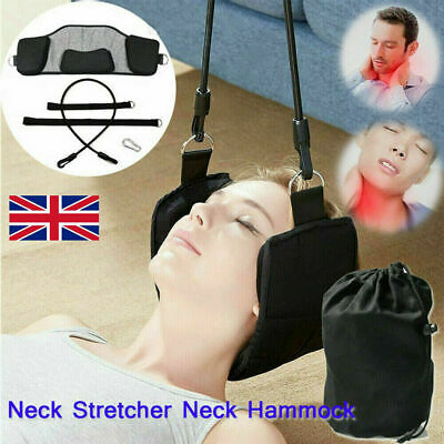 Cervical Traction Belt Neck Relaxed Hammock for Head Relief Neck Shoulder Pain