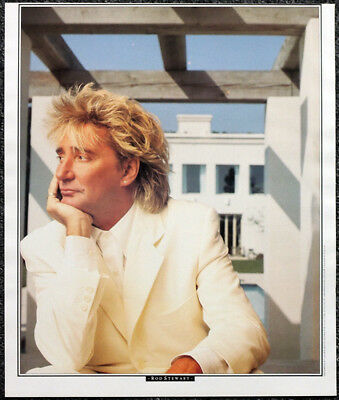 Rod Stewart Poster Page . The Faces . Sailing . Da Ya Think I'm Sexy? . G19