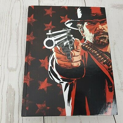 Red Dead Redemption II The Complete Official Strategy Guide Book Hardcover