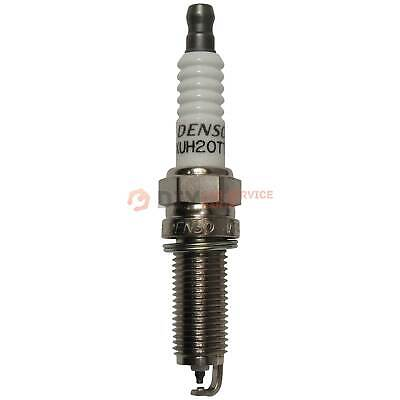 Denso XUH20TTi Pack of 4 Spark Plugs Replaces 18843-08062
