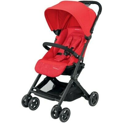 BEBE CONFORT Lara - Passeggino Ultra Compatto Nomad Red