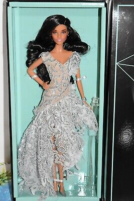 Barbie Diamond Diva Extra Convention 2018 RFDC Roma Fashion Doll Convention Limi