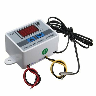 XH-W3001 Digital Display LED Temperature Controller Thermostat Control Swit NQ