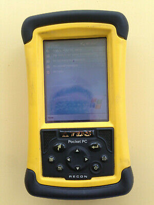 Trimble/TDS Recon Pocket PC with Survey Pro and Carlson SurvCE for Total Station