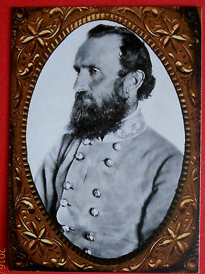 "The Civil War Chronicles - Chase Card #CP8 - Thomas ""Stonewall"" Jackson"