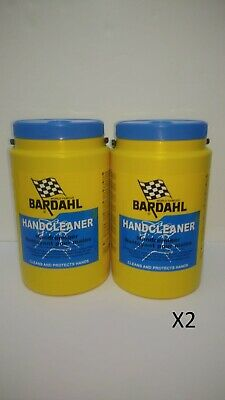 2 Bardahl Hand Cleaner Pulitore Mani 3L