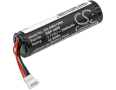 Cameron Sino Battery For Datalogic GBT4400,GBT4430,GM4100,GM4100-BK-433Mhz