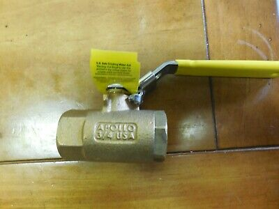 Apollo 3/4 Ball Valve 70-104-27