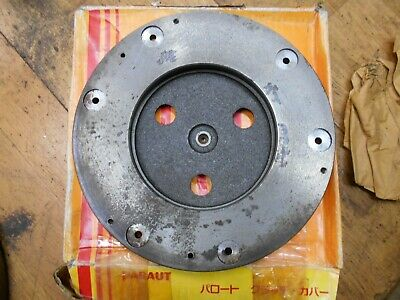 Nissan Cherry 120A E10, F!! F10, 1200 N10 NOS Paraut 190mm Clutch Cover