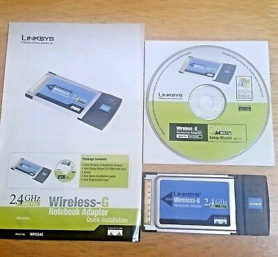 LINKSYS WPC54G VER.4 WINDOWS 8 X64 DRIVER DOWNLOAD