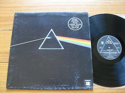 PINK FLOYD - Dark Side Of The Moon LP - QUADRAPHONIC 1970's 1st Australian PRESS