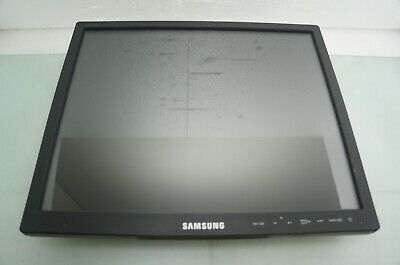 Samsung SMT-1934 19-inch HD Resolution LED Surveillance Monitor NO Stand