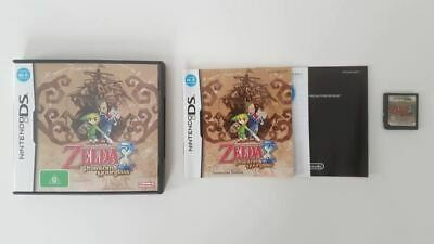The Legend Of Zelda Phantom Hourglass DS Used SAME DAY FREE SHIPPINg