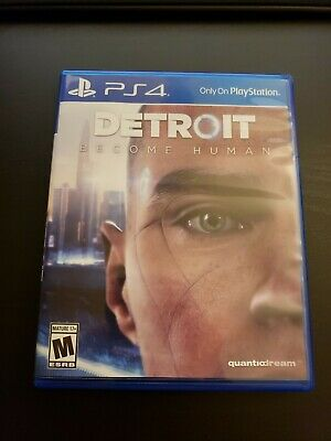 DETROIT: Become Human PlayStation 4 (PS4)