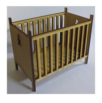 1:12 Scale Cot Kit