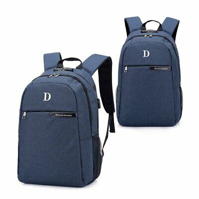 K09515inch Casual Laptop Backpack External USB Charging Anti-theft Bags