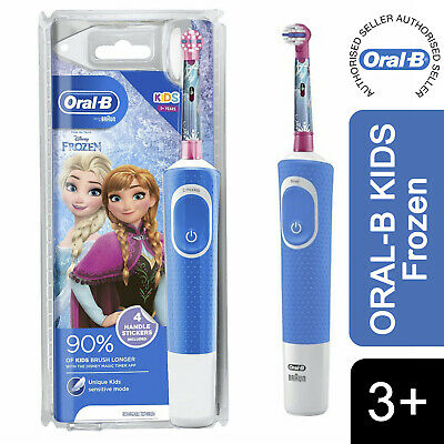 Oral-B Stages Power Kids Electric Toothbrush Featuring Frozen Characters