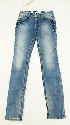 RELAXED DESTROYED HÜFT DAMEN JEANS yd9k 38 Blau