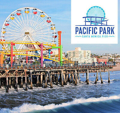 Pacific Park Santa Monica Pier Unlimited Wristband $19  A Discount Savings Tool