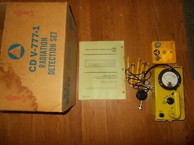 radiation detection kit