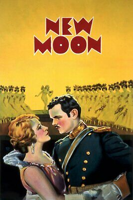 New Moon - 1930 - Lawrence Tibbett Grace Moore Jack Conway pre-Code Drama DVD