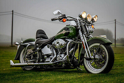 Harley Davidson Heritage Springer 2003 100th Anniversary 1 OF 200!!