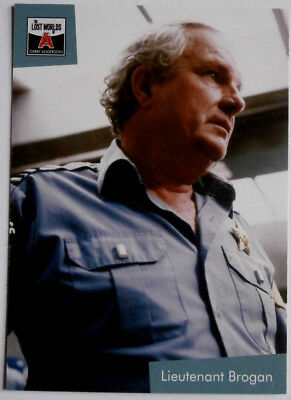 Gerry Anderson's Lost Worlds - Card #30 - SPACE POLICE - Unstoppable Cards 2015
