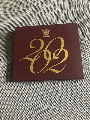2002 UK Royal Mint Brilliant Uncirculated Coin Collection