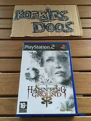 Haunting Ground - PS2 UK PAL - GC/VGC - With Manual