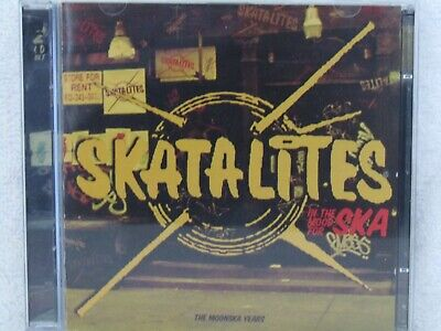 the skatalites, in the mood for ska, deleted 2 cd, new not sealed