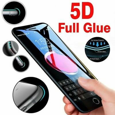 5D Full Glue Tempered Glass Screen Protector For Various Mobile Phones