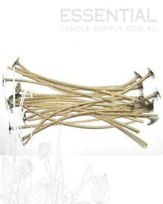 CDN 6 Candle Wick 150mm long, Pack 10 wicks FREE POST
