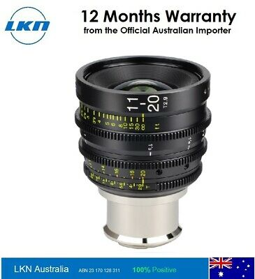 Tokina Cinema Atx 11-20Mm T2.9 Wideangle Zoom Lens, Micro Four Thirds