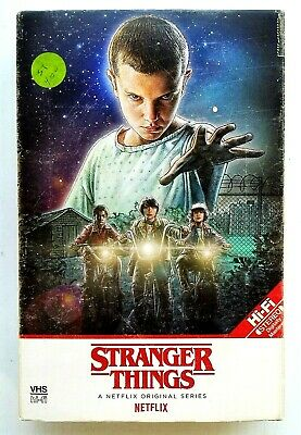 Stranger Things Season 1 One 4k Ultra HD Blu Ray Target Edition