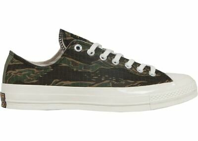 Converse x Carhartt Chuck Taylor All Star 70 Ox Low Top Camo Size 9  158433c New