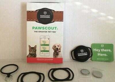Pawscout Smart Pet Tag, Exclusive