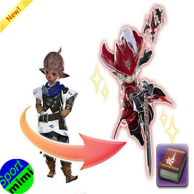 FFXIV Item Level Boost Tales of Adventure: One Red Mage's Journey I & II / 70LVL