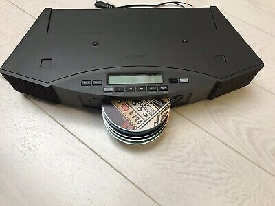 BOSE WAVE ACOUSTIC II MULTI-DISC CHANGER. Fully Working - Rare Item