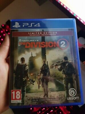 The Divison 2 | PS4 Playstation 4 | PAL Italiano Come Nuovo