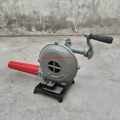 Forge Fan Furnace With Hand Blower Double Ball Bearing Pedal Type Handle
